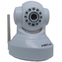 Ip Camera Wi-Fi Pan Tilt Foscam FI8918 Wit
